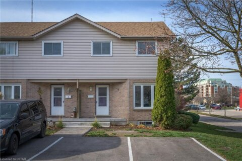 Townhouse for sale at 628 Wharncliffe Rd Unit 1 London Ontario - MLS: 40048309