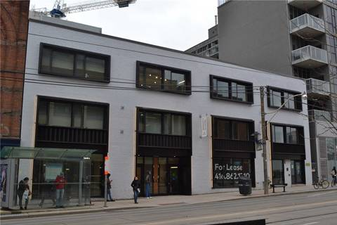Commercial property for lease at 635 Queen St Apartment 1 Toronto Ontario - MLS: E4435385
