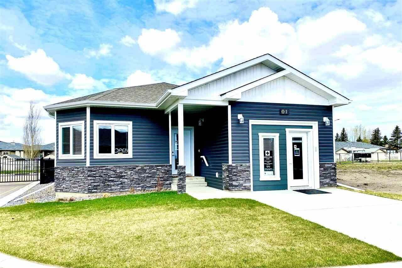 House for sale at 6519 46 St Unit 1 Wetaskiwin Alberta - MLS: E4196409
