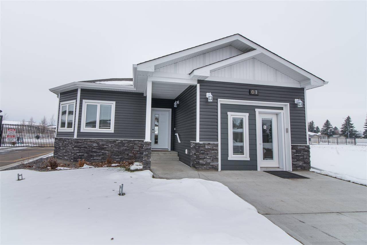 House for sale at 6519 46 St Unit 1 Wetaskiwin Alberta - MLS: E4177856
