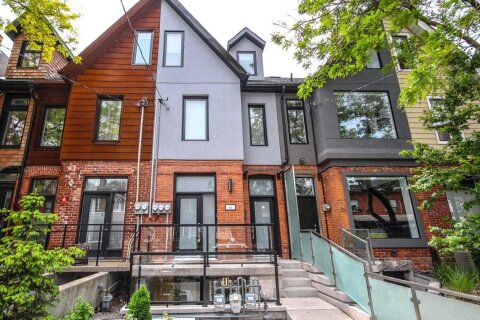 Townhouse for rent at 66 Dovercourt Rd Unit 1 Toronto Ontario - MLS: C4979187