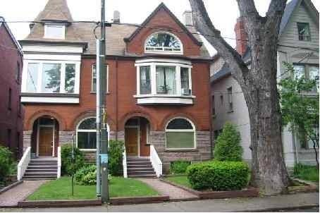 Townhouse for rent at 668 Euclid Ave Unit 1 Toronto Ontario - MLS: C4713744