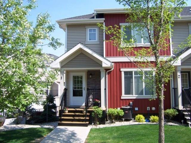 Townhouse for sale at 675 Albany Wy Nw Unit 1 Edmonton Alberta - MLS: E4179424