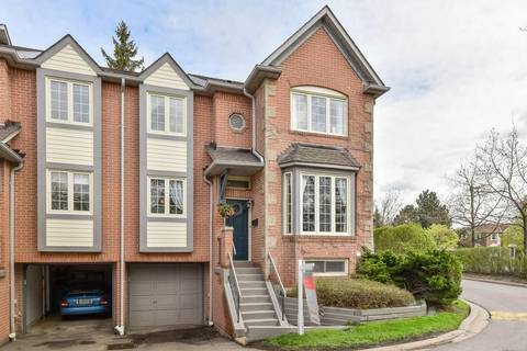 Townhouse for sale at 6859 Edenwood Dr Unit 1 Mississauga Ontario - MLS: H4053077