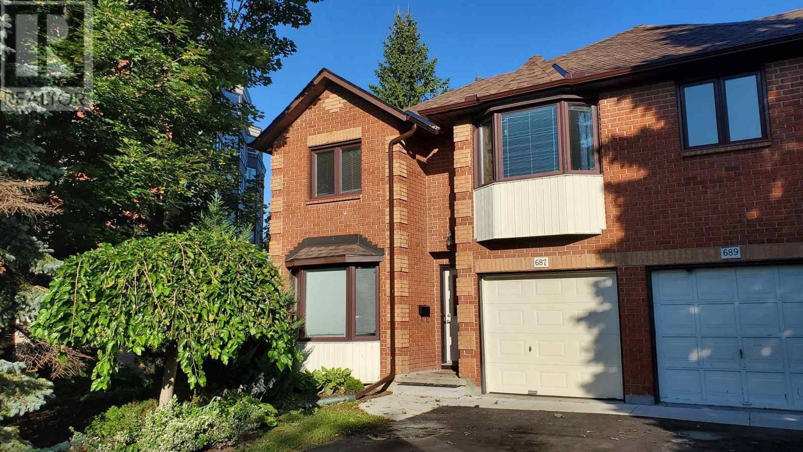 Townhouse for sale at 687 Davis Dr Unit 1 Kingston Ontario - MLS: K19006221