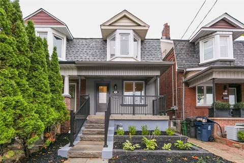 Townhouse for rent at 701 Dupont St Unit #1 Toronto Ontario - MLS: W4599306