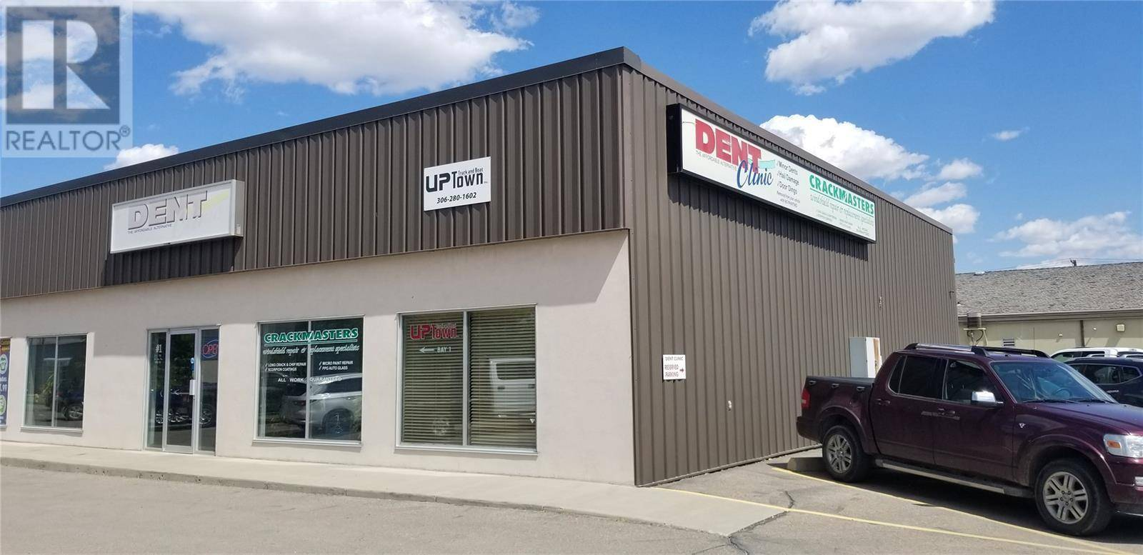 Commercial property for lease at 702 1st Ave N Apartment 1 Saskatoon Saskatchewan - MLS: SK759872