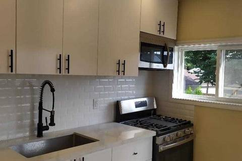 Home for rent at 705 Dupont St Unit 1 Toronto Ontario - MLS: W4580320