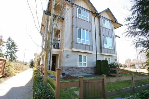 Townhouse for sale at 7140 Railway Ave Unit 1 Richmond British Columbia - MLS: R2345499