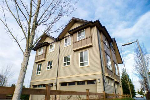 Townhouse for sale at 7140 Railway Ave Unit 1 Richmond British Columbia - MLS: R2425433