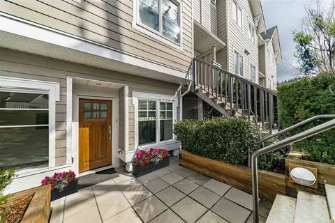 Townhouse for sale at 7198 Barnet Rd Unit 1 Burnaby British Columbia - MLS: R2448648