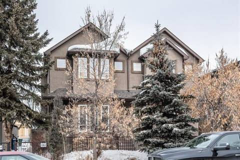 Townhouse for sale at 728 56 Ave Southwest Unit 1 Calgary Alberta - MLS: C4232518