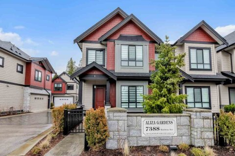 Townhouse for sale at 7388 Railway Ave Unit 1 Richmond British Columbia - MLS: R2517631
