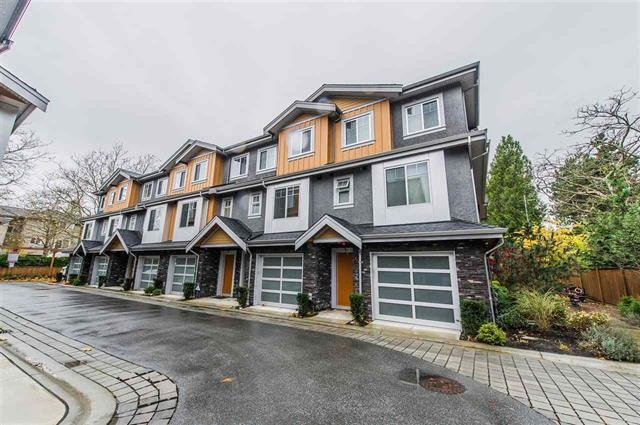 For Sale: 1 - 7411 Moffatt Road, Richmond, BC | 3 Bed, 3 Bath Townhouse for $1,328,000. See 2 photos!