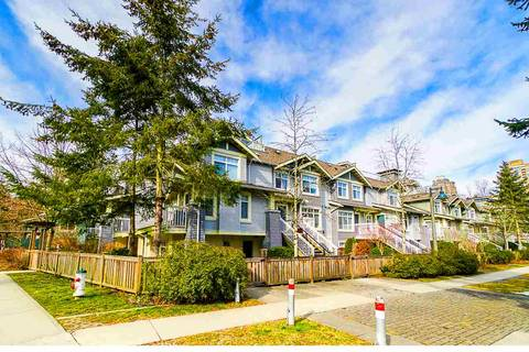 Townhouse for sale at 7428 Southwynde Ave Unit 1 Burnaby British Columbia - MLS: R2347541