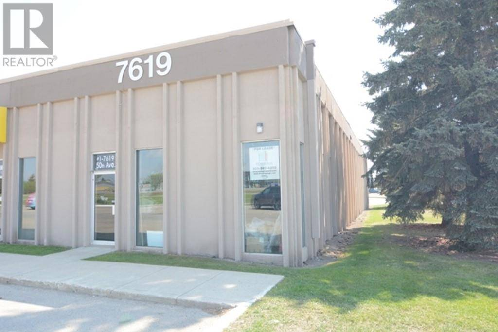 Commercial property for lease at 7619 50 Ave Apartment 1 Red Deer Alberta - MLS: ca0186459