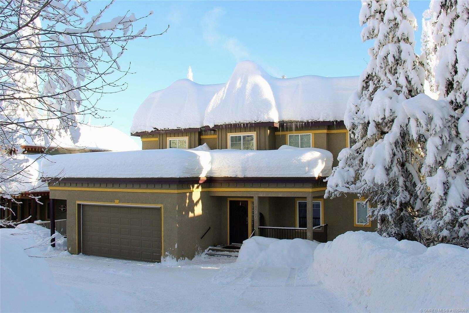 House for sale at 790 Monashee Rd Unit 1 Silver Star British Columbia - MLS: 10204369