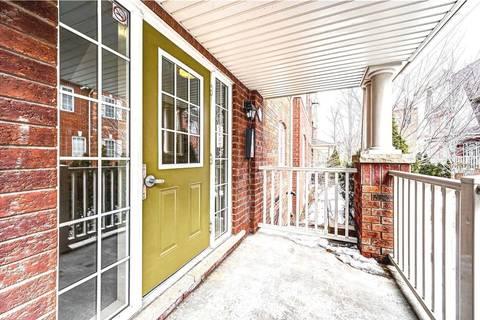 Condo for sale at 790 Neighbourhood Circ Unit 1 Mississauga Ontario - MLS: W4696562
