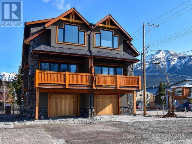 Townhouse for sale at 802 6th St Unit 1 Canmore Alberta - MLS: 51792
