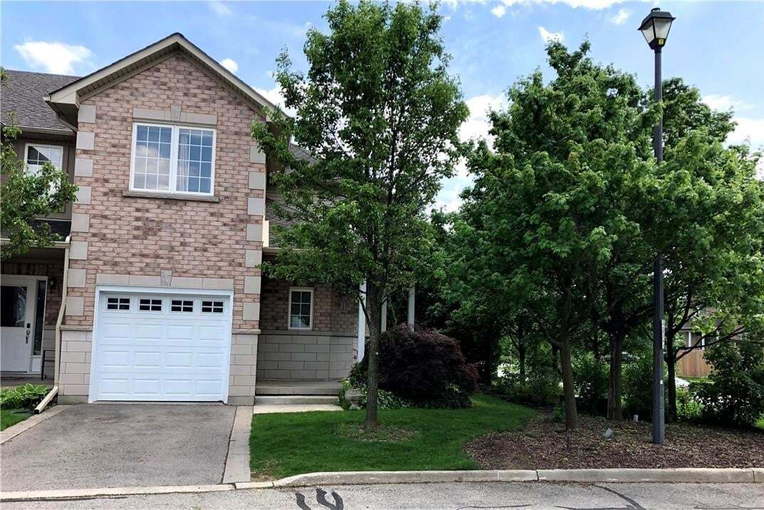 Townhouse for sale at 81 Valridge Dr Unit 1 Ancaster Ontario - MLS: H4079452