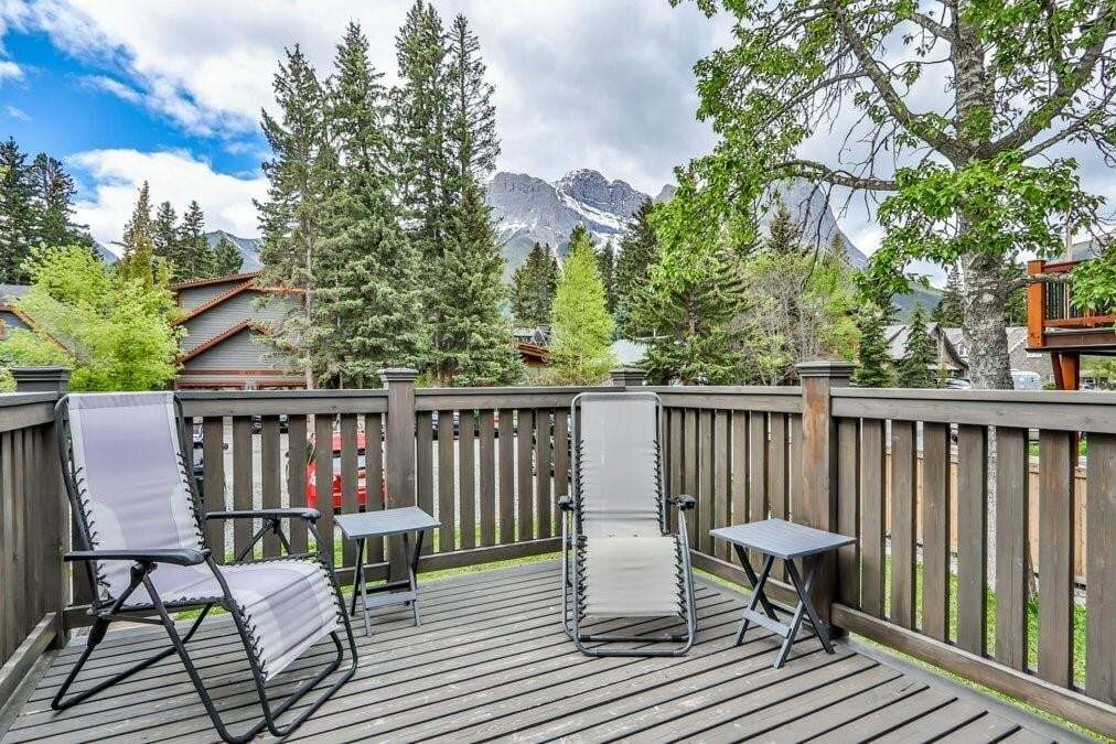 Townhouse for sale at 818 3rd St Unit 1 South Canmore, Canmore Alberta - MLS: C4301402