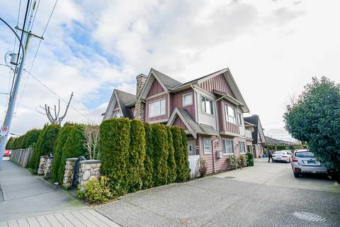 Townhouse for sale at 8200 Williams Rd Unit 1 Richmond British Columbia - MLS: R2436734