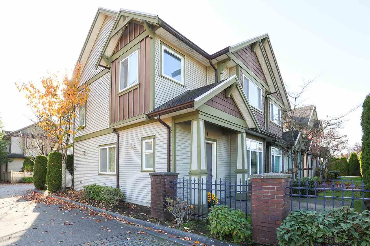 Sold: 1 - 8300 Ryan Road, Richmond, BC
