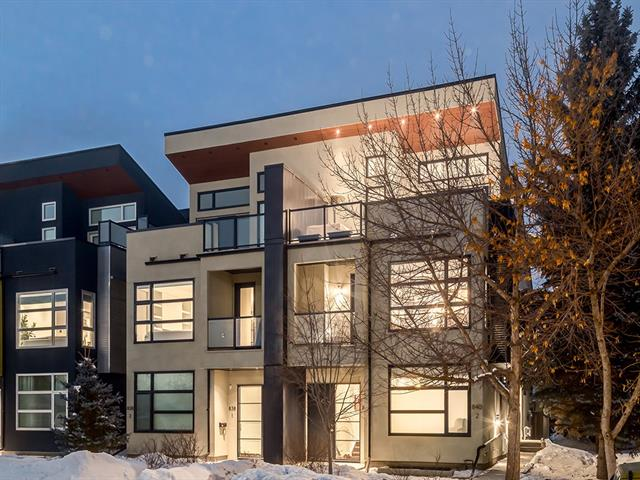For Sale: 840 Mcpherson Road Northeast, Calgary, AB | 3 Bed, 4 Bath Townhouse for $695,000. See 51 photos!