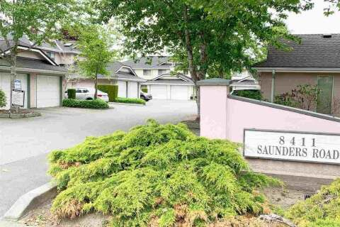 Townhouse for sale at 8411 Saunders Rd Unit 1 Richmond British Columbia - MLS: R2458105