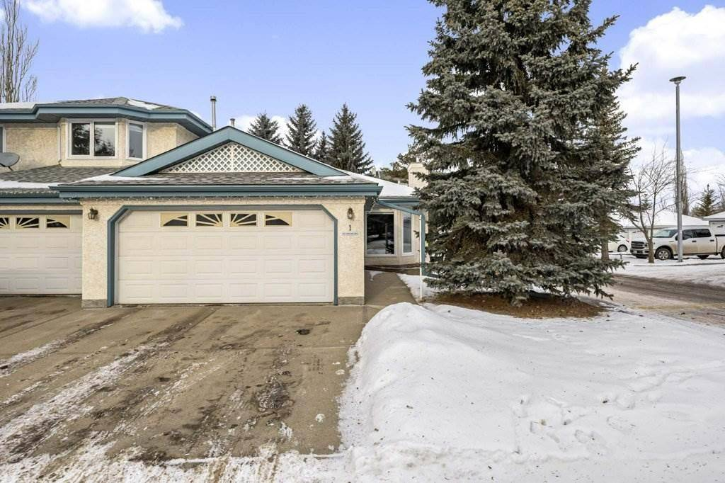 Townhouse for sale at 85 Gervais Rd Unit 1 St. Albert Alberta - MLS: E4183278