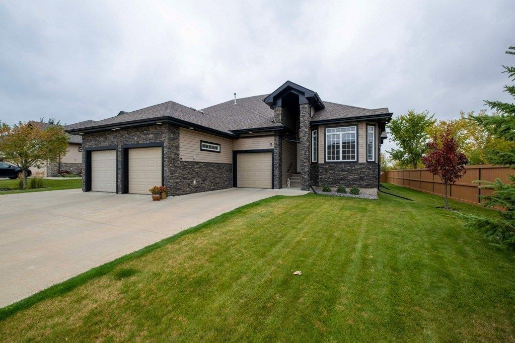Townhouse for sale at 85 North Ridge Dr Unit 1 St. Albert Alberta - MLS: E4214414