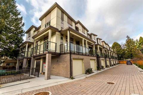 Townhouse for sale at 8751 Cook Rd Unit 1 Richmond British Columbia - MLS: R2365194