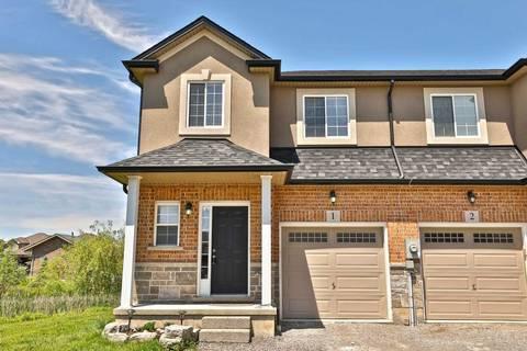 Townhouse for sale at 9 Hampton Brook Wy Unit 1 Hamilton Ontario - MLS: X4488597