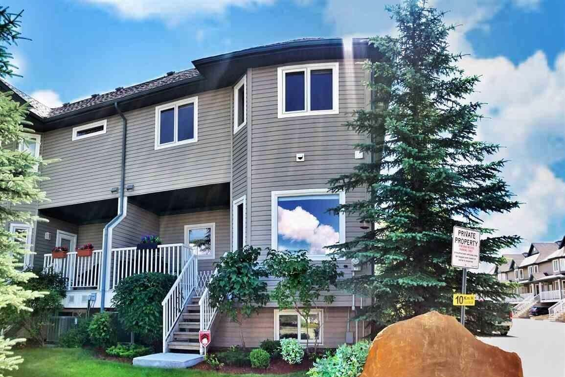 Townhouse for sale at 903 Rutherford Rd SW Unit 1 Edmonton Alberta - MLS: E4214322