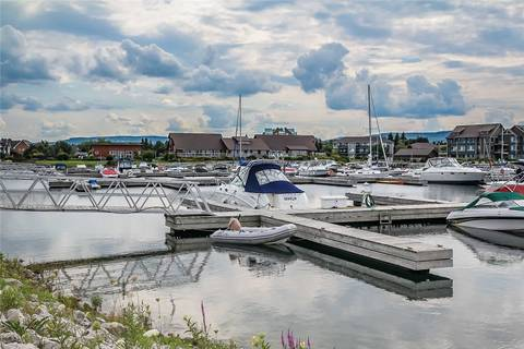 Condo for sale at 922 Cedar Pointe Ct Collingwood Ontario - MLS: S4667356