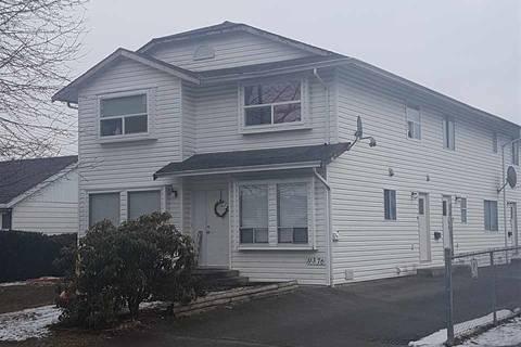 Townhouse for sale at 9376 Hazel St Unit 1 Chilliwack British Columbia - MLS: R2347035