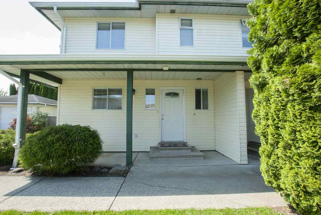 For Sale: 9483 Corbould Street, Chilliwack, BC | 3 Bed, 2 Bath Townhouse for $359,900. See 20 photos!