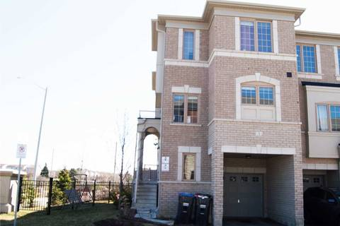 Townhouse for sale at 1 Abercove Clse Brampton Ontario - MLS: W4736374