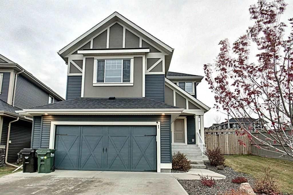 House for sale at 1 Abilene Pt Sherwood Park Alberta - MLS: E4219775