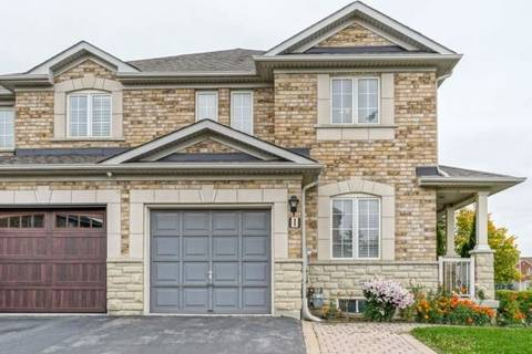 Townhouse for sale at 1 Ampersand Dr Brampton Ontario - MLS: W4612037