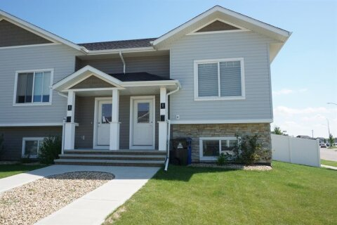 Townhouse for sale at 1 Athens Rd Blackfalds Alberta - MLS: A1019108