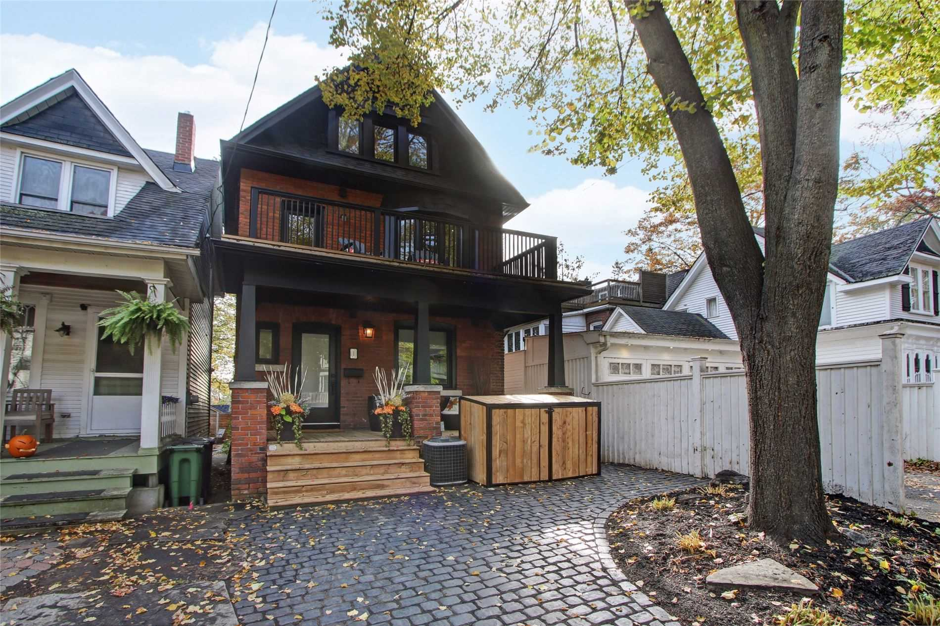 For Sale: 1 Balmy Avenue East, Toronto, ON   4 Bed, 3 Bath House for $1839900.00. See 20 photos!