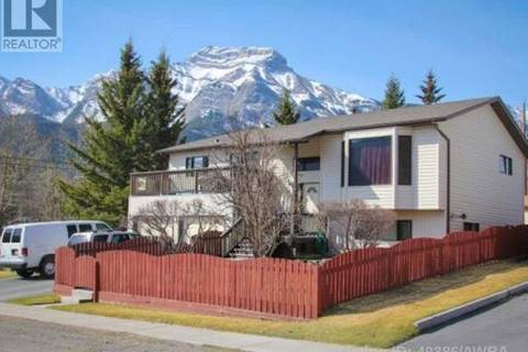 House for sale at 1 Barrier Mountain Dr Exshaw Alberta - MLS: 49386