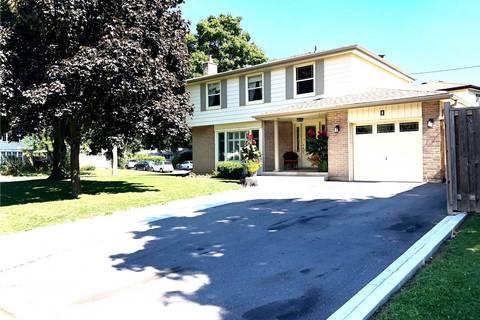 House for sale at 1 Basildon Cres Brampton Ontario - MLS: W4388421