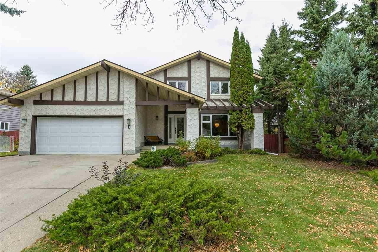 House for sale at 1 Beaverbrook Cr St. Albert Alberta - MLS: E4217591