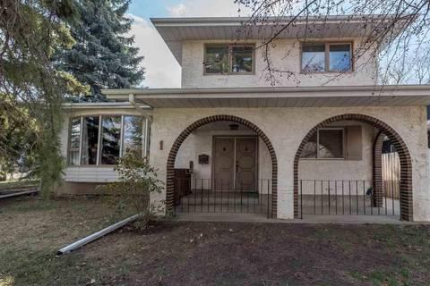 House for sale at 1 Bennett Pl St. Albert Alberta - MLS: E4155821