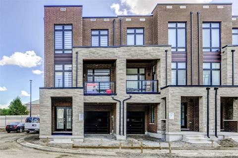 Townhouse for sale at 1 Benoit St Vaughan Ontario - MLS: N4611732