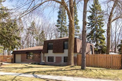 House for sale at 1 Birchwood Dr Barrie Ontario - MLS: S4424429