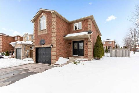 House for sale at 1 Booth Ln Barrie Ontario - MLS: S4692707