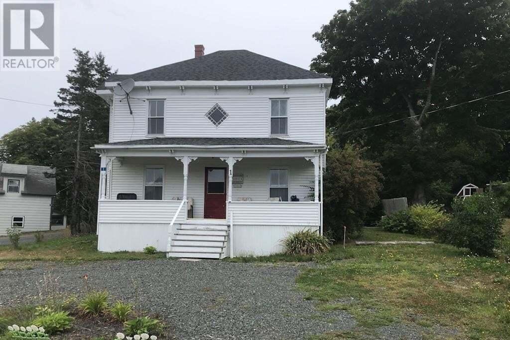 House for sale at 1 Bucks Hill Rd Welshpool New Brunswick - MLS: NB047465